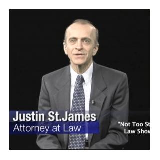Justin St. James