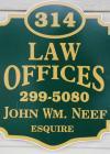 John Wm. Neef