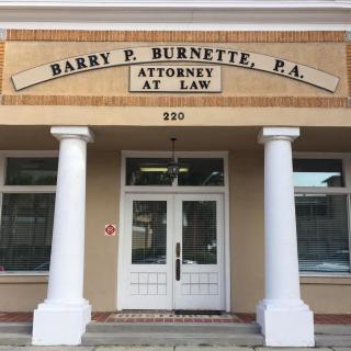 Barrett Paul Burnette