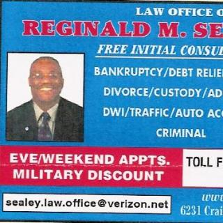 Reginald Morris Sealey
