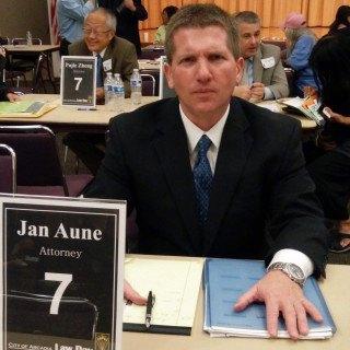 Jan Trent Aune