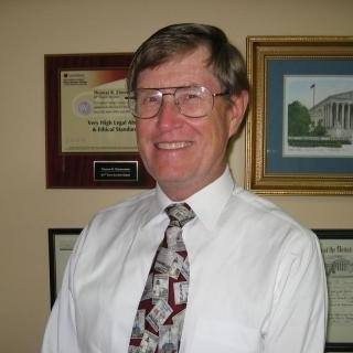 Mr Thomas Roy Zimmerman Esq