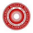Rutgers University - Newark Logo