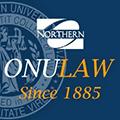 The Ohio Northern University Pettit College of Law Logo