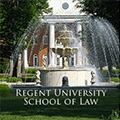 Regent University School of Law Logo