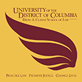 UDC David A. Clarke School of Law Logo