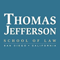 Thomas Jefferson School of Law Logo
