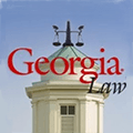 The University of Georgia School of Law Logo