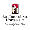 California State University - San Diego State University Logo