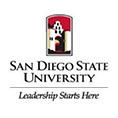 California State University - San Diego State University Logo