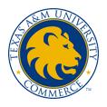 Texas A&M University - Commerce Logo