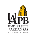 University of Arkansas - Pine Bluff Logo