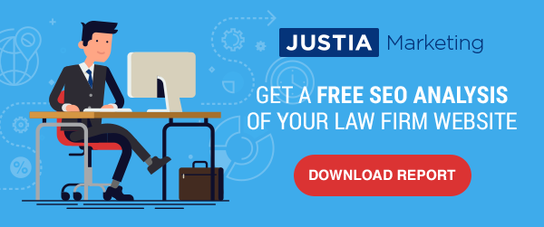 Get a free SEO Analysis of your law firm website