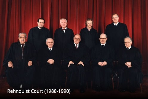 Rehnquist Court (1988-1990)