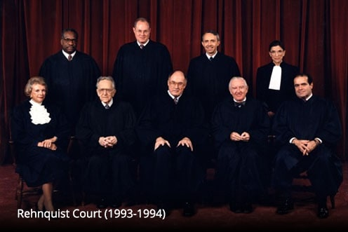Rehnquist Court (1993-1994)
