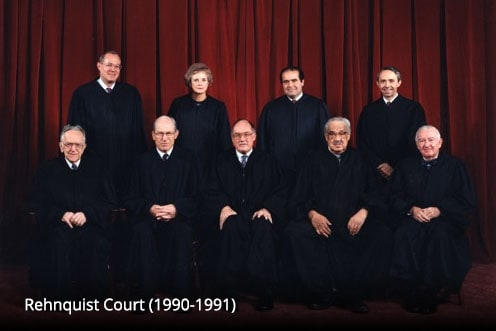Rehnquist Court (1990-1991)