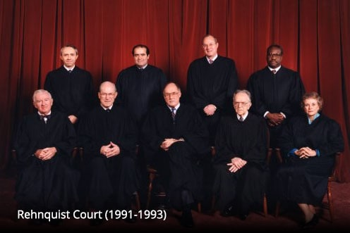 Rehnquist Court (1991-1993)