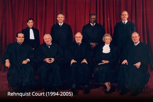 Rehnquist Court (1994-2005)