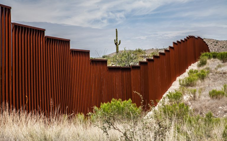16 States File Lawsuit Challenging Trump's Emergency Declaration to Fund Border Wall