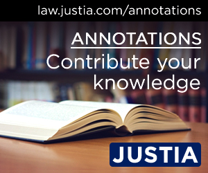 Justia Annotations