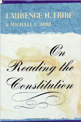 On Reading the Constitution