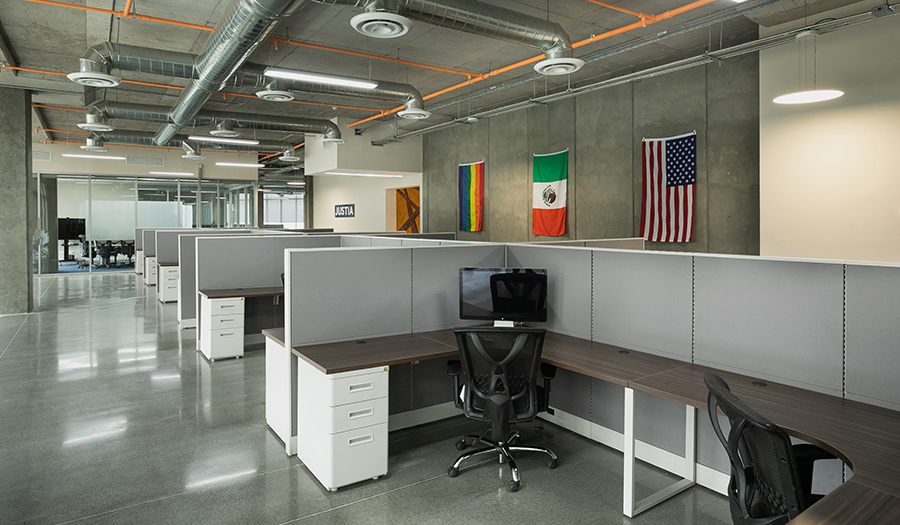 Justia Offices - Operations area
