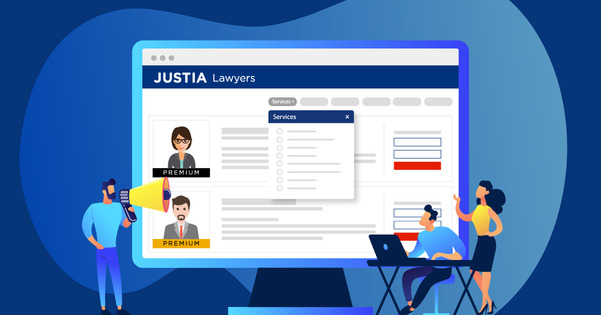 Related Services for Practice Areas Added to the Justia Lawyer Directory