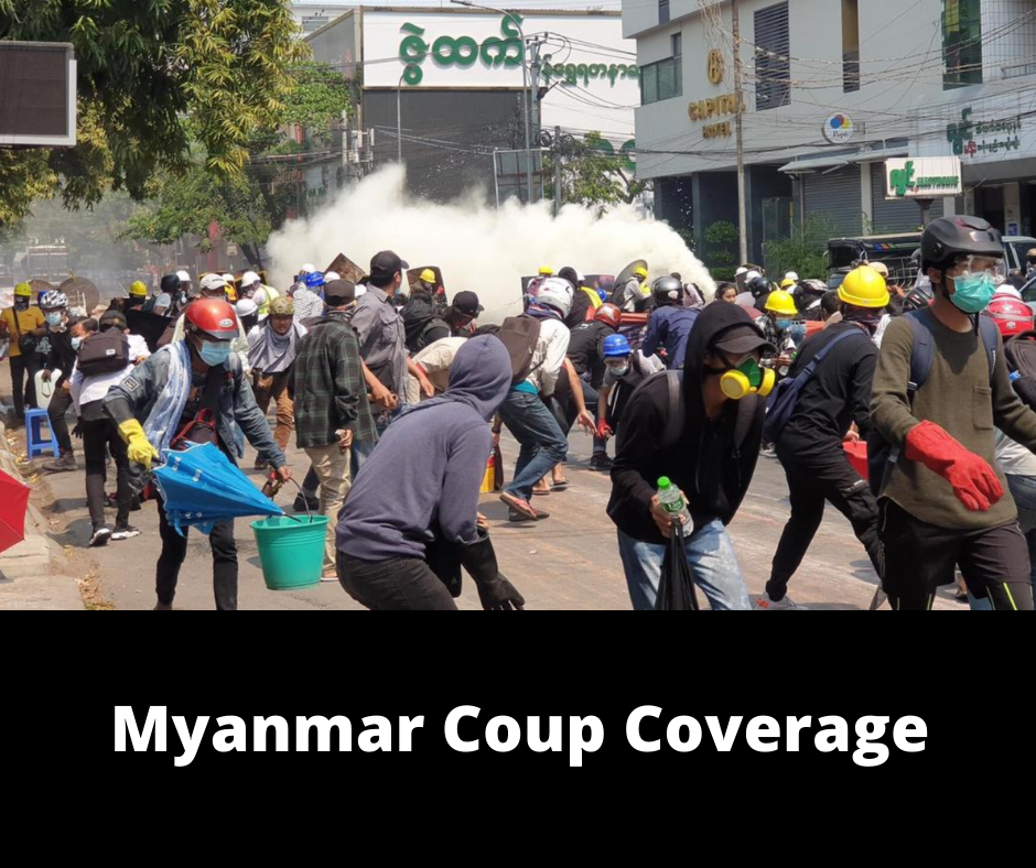 Myanmar Coverage