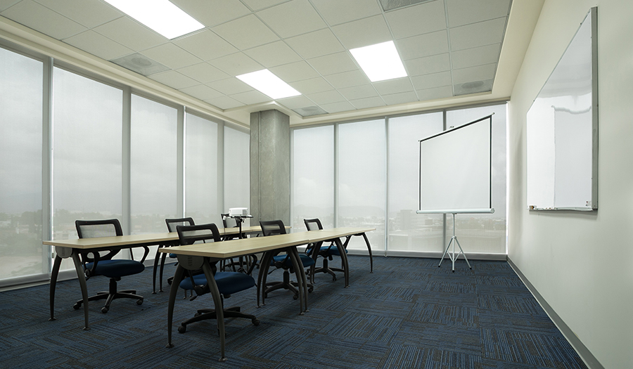 Justia Offices - Training room