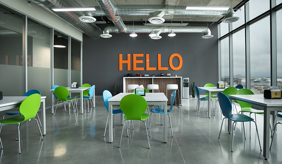Justia Offices - Breakroom
