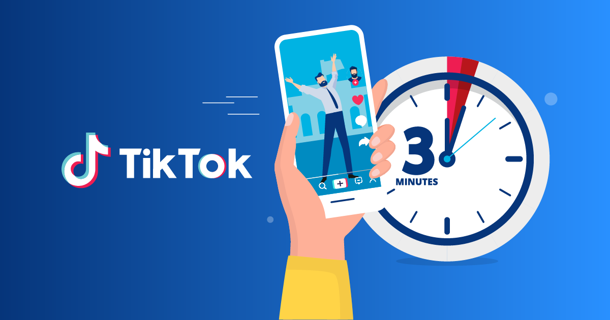 TikTok News: Longer Videos Coming for Everyone