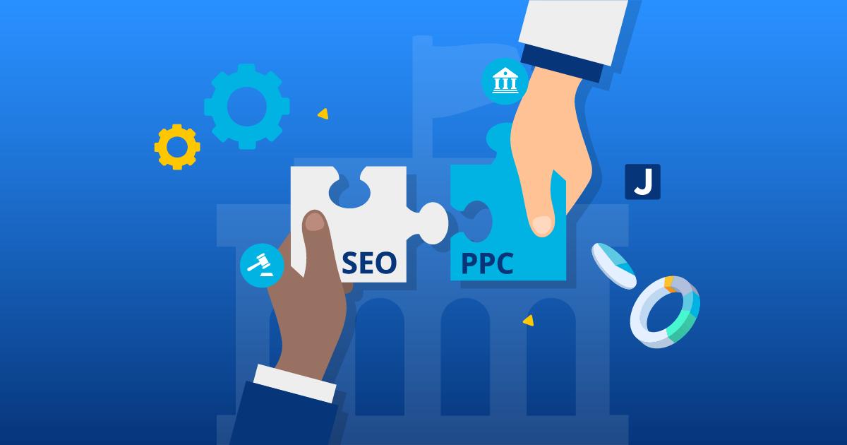 SEO + PPC = Holistic Marketing Strategy for Lawyers
