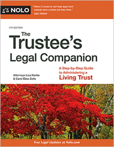 Cover of The Trustee's Legal Companion